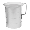 1-Pint Aluminum Measuring Cup