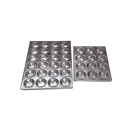 3.5 oz. 12-Cup Aluminum Muffin Pan