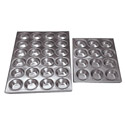 3.5 oz. 24-Cup Aluminum Muffin Pan