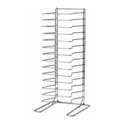 15-Slot Pizza Pan Rack 12\x22L x 12\x22W x 27-1/2\x22H