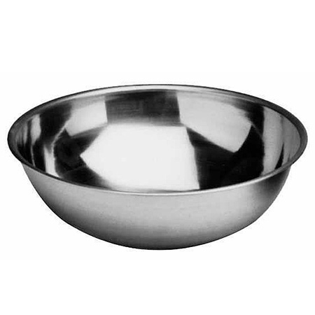1-1/2-Quart Heavy Duty Stainless Steel Mixing Bowl