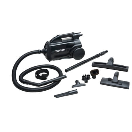 Electrolux Sanitaire Extend Portable Lightweight Canister Vacuum Cleaner