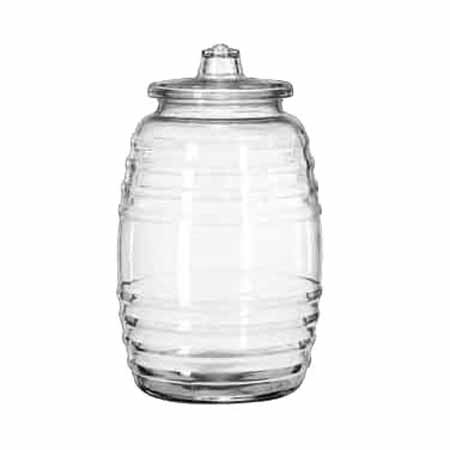Libbey Barrel Canister | Case of 2