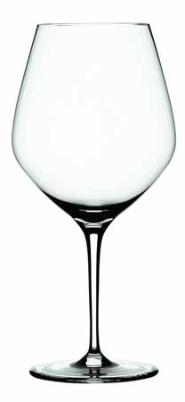 Spiegelau Authentis Burgundy Glass
