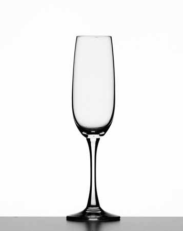 Spiegelau Soiree 6-1/2 oz Sparkling Wine/Flute Glass | Case of 12