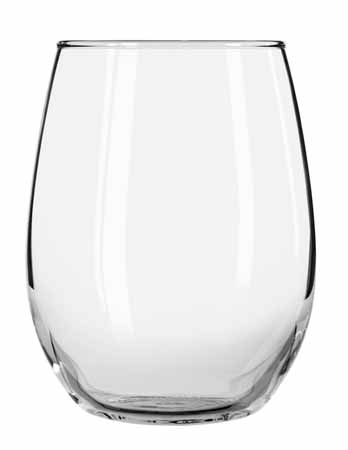 Libbey Stemless 15 oz Wine Glass