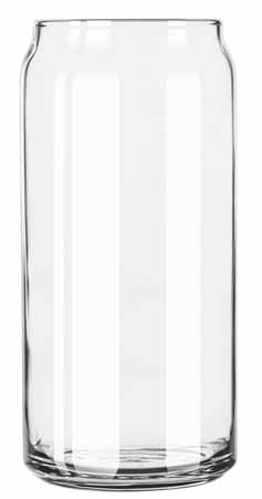 Libbey 20 oz Beer Can Glass