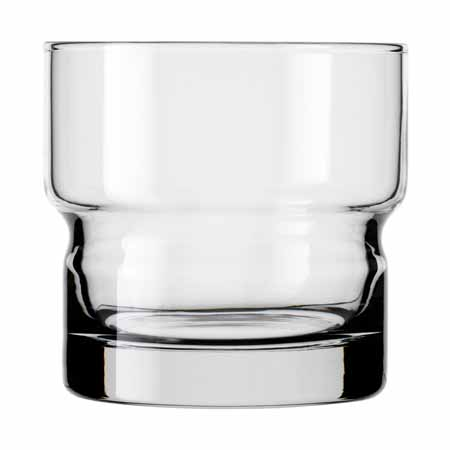 Libbey Newton 12 oz Double Old Fashioned Glass | Case of 12