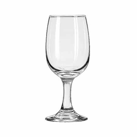 Libbey Embassy 8-1/2 oz Wine Glass