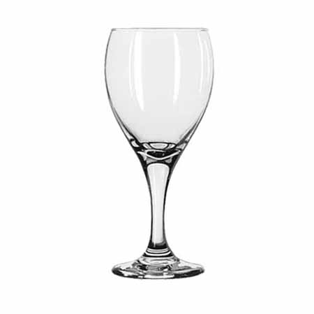 Libbey Teardrop 12 oz Goblet Glass