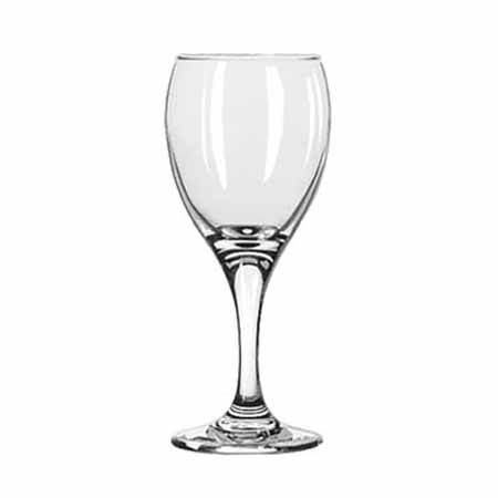 Libbey Teardrop 6-1/2 oz White Wine Glass