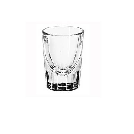 Libbey 1.5 oz. Fluted Shot Glass