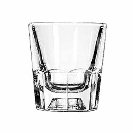 Libbey Old Fashioned Glass