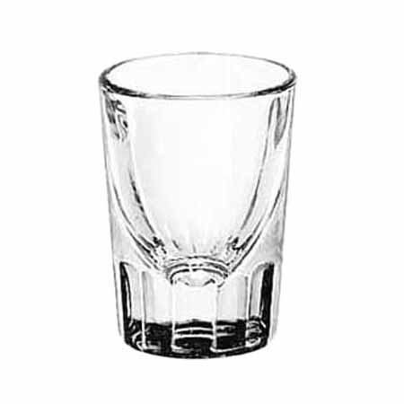 Libbey 1-1/4 oz Whiskey Shot Glass