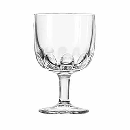 Libbey Hoffman House 12 oz Goblet Glass