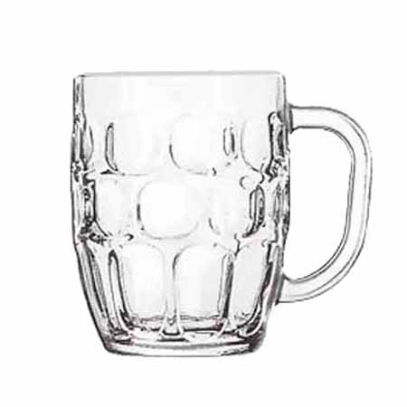 Libbey 19-1/4 oz Dimple Stein Beer Mug | Case of 24