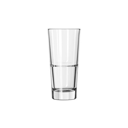 Libbey Endeavor 12 oz. Stackable Beverage Glass