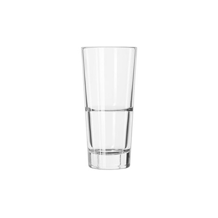 Libbey Endeavor 14 oz. Stackable Beverage Glass