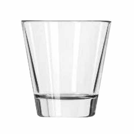 Libbey 12 oz Double Old Fashioned Glass