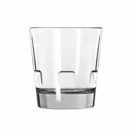 Libbey Optiva Double Old Fashioned Glass