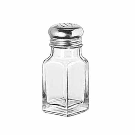 Libbey 2 oz Salt / Pepper Shaker Glass