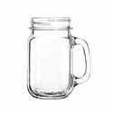 Libbey 16-1/2 oz Drinking Jar