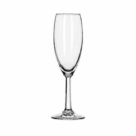 Libbey Napa Country 5-3/4 oz Flute Glass