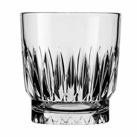 Libbey Winchester 11-3/4 oz Double Old Fashion Glass