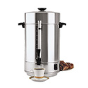West Bend 101-Cup Aluminum Coffee Urn