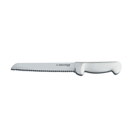 "Dexter Basics 8"" Scalloped Edge Slicer"