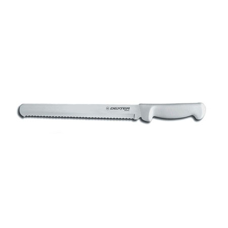 "Dexter Basics 10"" Scalloped Edge Slicer"