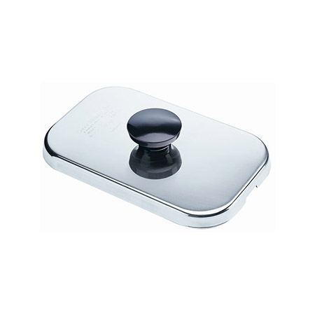 Server Stainless Steel Slotted Lid for Fountain Jar