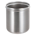 Server #10 Stainless Steel Jar