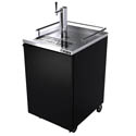 Berg 1-Keg Portable Beer Dispenser 24-1/4\x22W