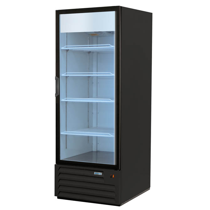 Edesa 16 7 Cu Ft 1 Swing Door Refrigerator Merchandiser 27w