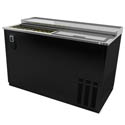 "Berg 18.9 Case Black Vinyl Bottle Cooler 50-1/2""W"