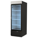 "Berg 23 cu. ft. 1 Swinging Door Refrigerator Merchandiser 27""W"