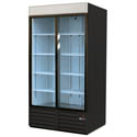 "Berg 47 cu. ft. 2 Sliding Door Refrigerator Merchandiser 54""W"
