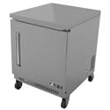 "Berg 6.1 cu. ft. 1-Door Undercounter Freezer 27""W"