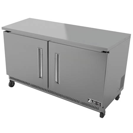 "Berg 11.8 cu. ft. 2-Door Undercounter Freezer 48""W"