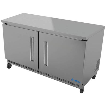"Edesa 11.8 cu. ft. 2-Door Undercounter Freezer 48""W"