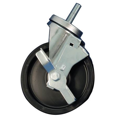"4"" Casters for Edesa Reach-in Refrigerators, Freezers, & Merchandisers"