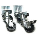 Set of 4 Casters for Pitco Fryers