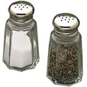 Tablecraft Salt & Pepper Shakers
