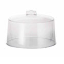 Plastic Cover for 12-1/4\x22 Diameter Stainless Steel Cake Stand