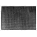 Black Bar Mat 12\x22 x 17-3/4\x22