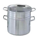 Vollrath 17.5-Quart Wear-Ever Double Boiler Set