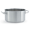 Vollrath 7-Quart Intrigue Induction Ready Stainless Steel Sauce Pot
