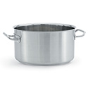 Vollrath 9-Quart Intrigue Induction Ready Stainless Steel Sauce Pot
