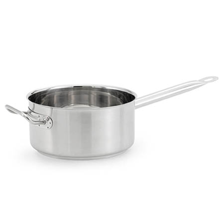 Vollrath 7-Quart Intrigue Induction Ready Stainless Steel Sauce Pan